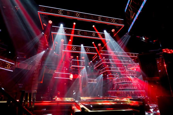 De nachtclub Elements in Peking, waar Bas Scheij een prijs voor gewonnen heeft