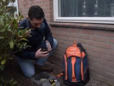 Enschedeërs kunnen grondwaterpeil zelf checken met slimme sensor