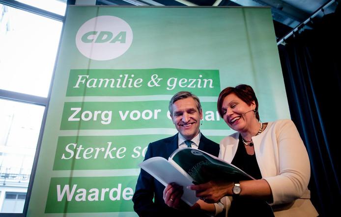 Het CDA wil in het volgende kabinet een minister voor Familie & Gezin