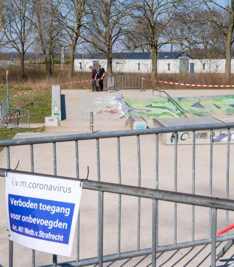 Jongeren luisteren niet: burgemeester sluit skatebaan in Hardenberg