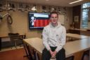 Cas Wolters is derdejaars student op De Kempel in Helmond