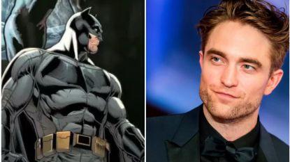 Robert Pattinson is de nieuwe Batman, en zowel zijn voor- als tegenstanders zorgen voor hilarische tweets