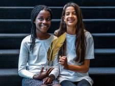 Carla (12) en Sena (13) gaan de strijd aan met racisme en winnen de Nationale Kinderprijs 2020