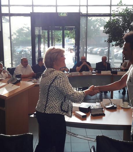 Sint Anthonis feliciteert statushouders met tekenen participatieverklaring