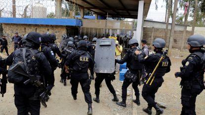 Zeven doden bij schietpartij in gevangenis Guatemala