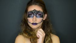 Jasmijn Van Hoof is nu al helemaal klaar voor Halloween