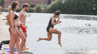 Zwemmers riskeren fikse GAS-boete