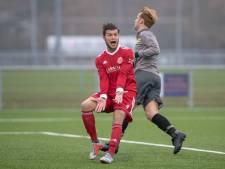 FC Jeugd geeft zege weg in slotfase