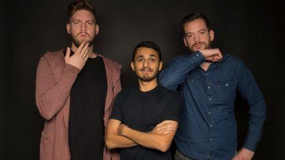 Jong, ongeschoren en bovenal grappig: ontmoet het nieuwste West-Vlaamse comedycollectief
