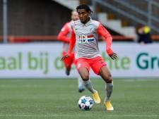 Dansliefhebber Donkor en FC Eindhoven ver verwijderd van zegedansje: 'We scoren moeilijk'