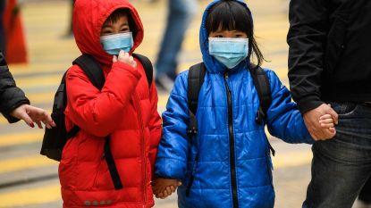 Pasgeboren baby besmet met coronavirus, toch blijven de meeste kinderen gespaard