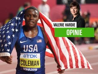 """Onze atletiekexperte over voorlopige schorsing voor wereldkampioen 100m Christian Coleman: """"Hij moet zich schamen"""""""