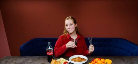 Ilona lust bijna niets: 'Van hamburger schraap ik alles af'