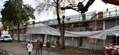 Woningen 't Ven in Eindhoven krijgen compleet nieuwe jas