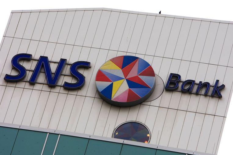 SNS Bank (ANP) Beeld