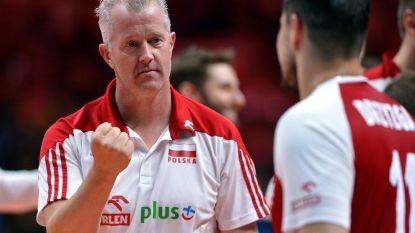 Volleybalcoach Vital Heynen verlaat Friedrichshafen na seizoen