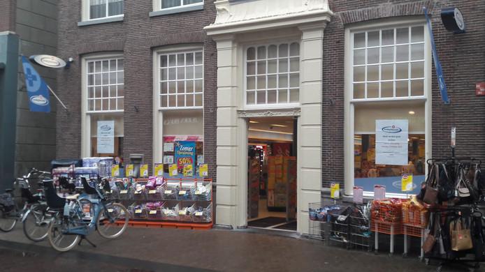 Trekpleister sluit de winkel aan de Oudestraat in Kampen per 13 oktober.