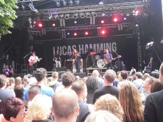 Lucas Hamming.