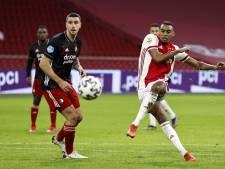 LIVE   Ajax via Gravenberch op verdiende voorsprong in Klassieker, kansen voor Feyenoord
