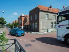 Sloop huis Hoofdstraat start in september: kruising Sprang-Capelle moet veiliger