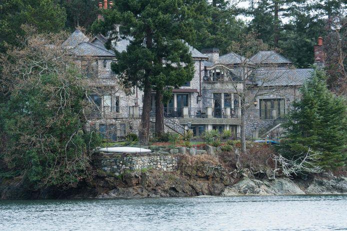 Het huis op Vancouver Island waarin Harry en Meghan verblijven