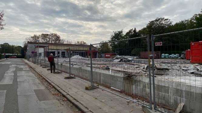 Zwembad Neptunus in Wondelgem is gesloopt
