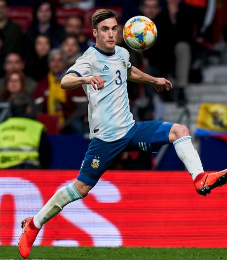 Tagliafico met Argentinië naar Copa América
