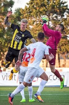 FC Utrecht komt op Malta niet tot scoren