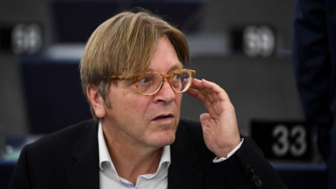 """Verhofstadt in opiniestuk voor CNN: """"Hongarije bedreigt de internationale orde, ook de VS moet nu in actie schieten"""""""