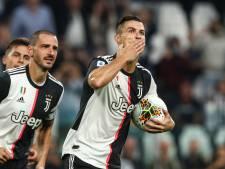 Juventus poetst wereldgoal Hellas Verona na rust weg