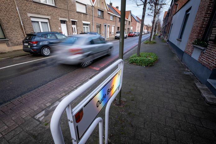 TERHAGEN De Oude Baan wordt een fietsstraat