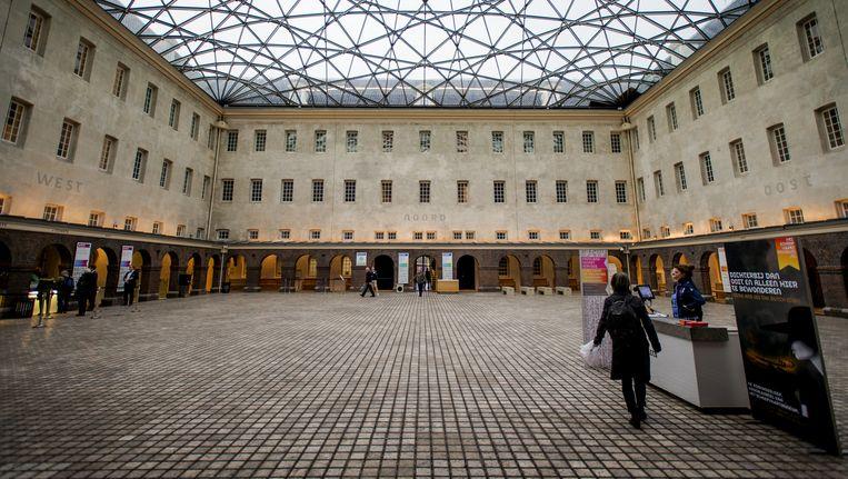 Het Scheepvaartmuseum is dit jaar geplaagd door interne conflicten, die nu uitmonden in een leegloop en een bestuurscrisis. Beeld anp