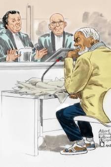 Prostitutiekiller veroordeeld tot achttien jaar gevangenis