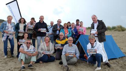 Campinguitbaters en kampeerders halen herinneringen op in nieuw boekje