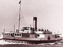 Nog een radarboot, de Hugo Basedow.