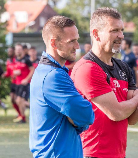 Assistent-trainer Renaldo Jacobs wordt bij Goes per direct vervangen door Gerrit Petersen