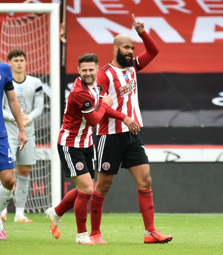 Sheffield United mag dromen van Champions League na zege op Chelsea