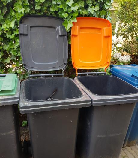Eén op de vijf houdt in Apeldoorn vast aan grijze container