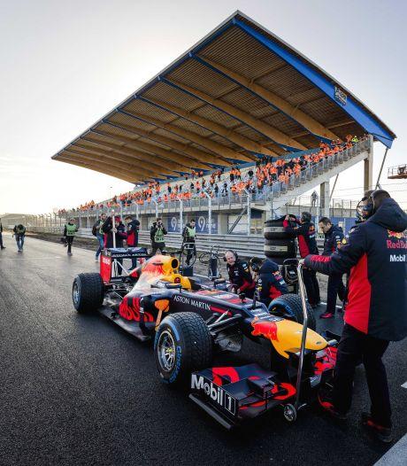Grand Prix Zandvoort uitgesteld naar volgend jaar