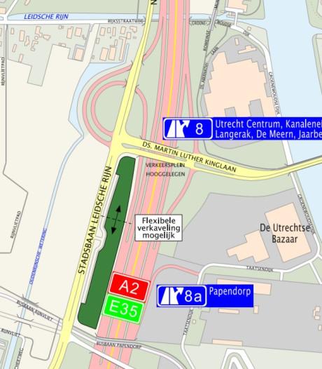 Drie nieuwe restaurants langs A2 Leidsche Rijn