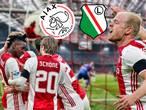 Cijfers zijn in voordeel Ajax