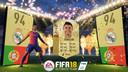 omputerspel game EA Sports Fifa 2018