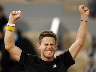 Schwartzman is na slijtageslag tegen Thiem eerste halvefinalist op Roland Garros
