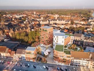 Groen licht voor bouw Hof van Saeys in hartje stad: provincie verleent omgevingsvergunning