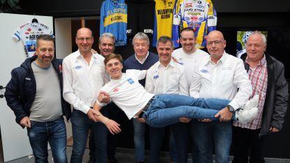 Balen Bicycle Club neemt afscheid van Remco Evenepoel