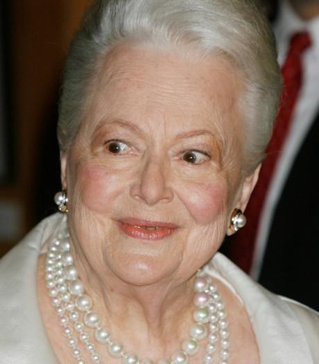 Hollywoodlegende Olivia de Havilland (101) stapt naar de rechter