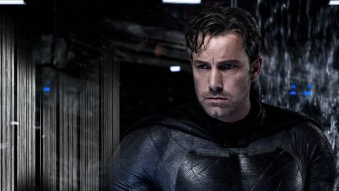 Volgende Batman-film zonder Ben Affleck