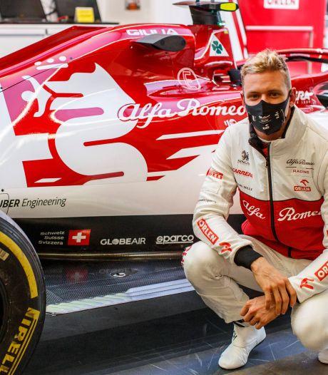 Marko: 'Schumacher en Räikkönen worden koppel bij Alfa Romeo'