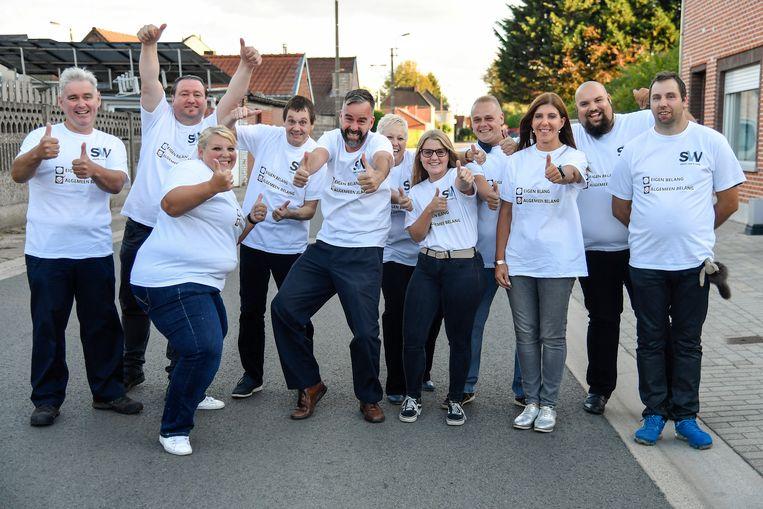 De partij beschikt over een bijzonder enthousiast team en kijkt uit naar 14 oktober.