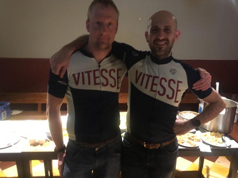 Sander en Lieven willen als tandem-duo deelnemen aan de Paralympics in 2024.